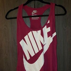 Nike womems tank top